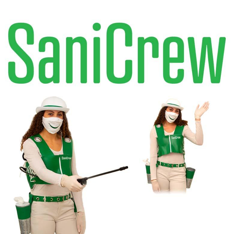 SaniCrew Logo